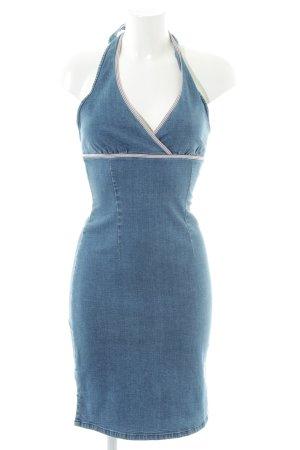 Tommy Jeans Jeanskleid blau Casual-Look
