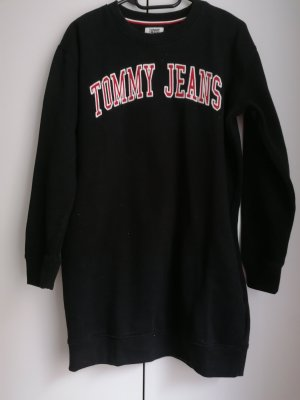 Tommy Hilfiger Sweater Dress black-red