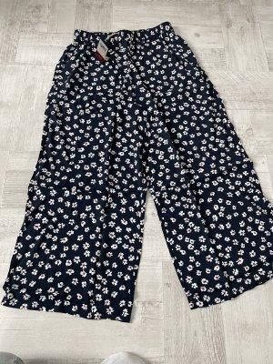 Tommy Jeans Falda pantalón de pernera ancha multicolor