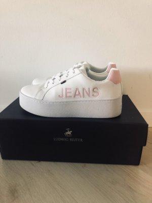Tommy Jeans Plateau Schuhe