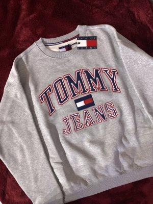 Tommy Jeans Jersey holgados gris