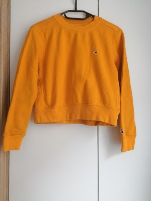 Tommy Jeans Pullover cropped S 36 Hilfiger