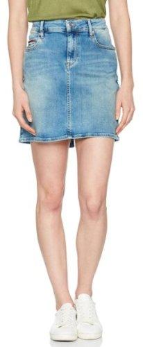 Tommy Jeans Rock - Heidi Slim Denim Skirt