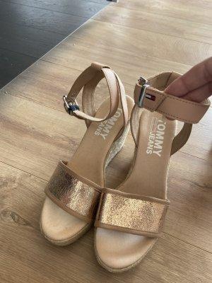 Tommy Jeans Sandalen mit Keilabsatz