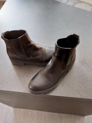 Tommy Jeans Buty zimowe czarny