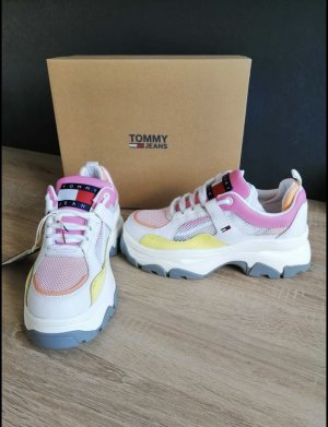 Tommy Jeans Sneaker alta multicolore