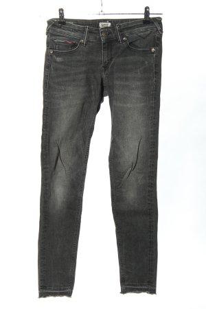 Tommy Jeans Skinny Jeans hellgrau Casual-Look