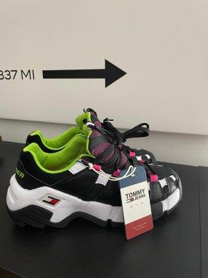 Tommy Hilfiger Sneaker con tacco multicolore