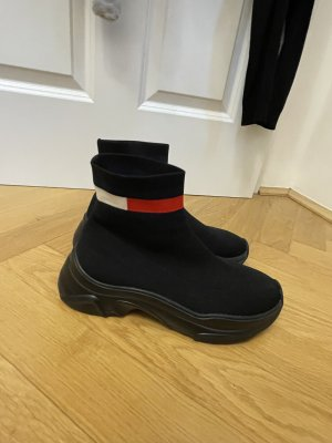 Tommy Jeans Sock Boots mit Logo