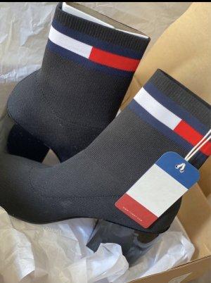 Tommy Jeans Botines de invierno multicolor Licra