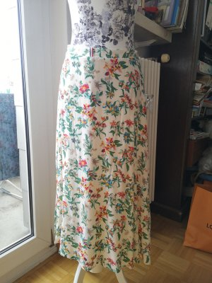 Tommy Jeans Maxi Skirt white
