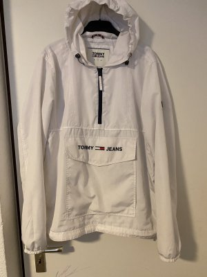 Tommy Jeans Impermeabile bianco