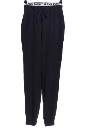 Tommy Jeans Sporthose schwarz