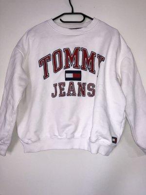 Tommy Hilfiger Maglione oversize bianco