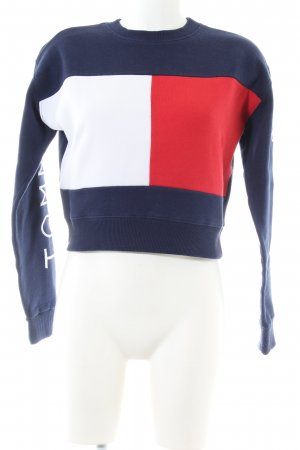 Tommy Jeans Sweatshirt grafisches Muster Casual-Look