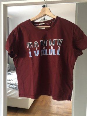 Tommy Jeans T-Shirt mit Logo-Aufdruck