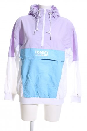 Tommy Jeans Giacca a vento caratteri stampati stile casual