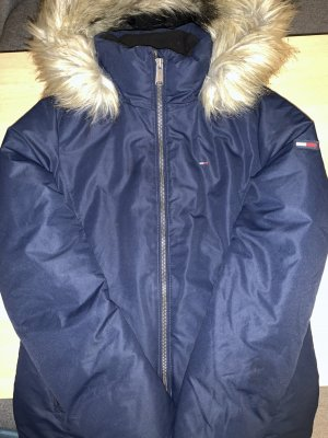 Tommy Jeans Giacca invernale blu scuro