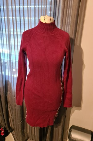 Tommy Hilfiger Robe en laine rouge carmin