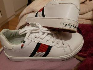 Tommy Hilfiger Zapatillas altas blanco