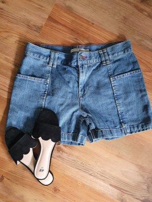 Tommy Hilfiger Pantaloncino di jeans blu