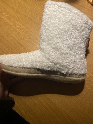 Toms Snow Boots white-light brown