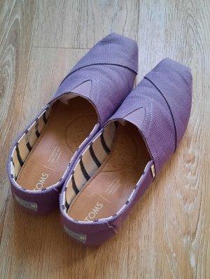 Toms Pantofola viola