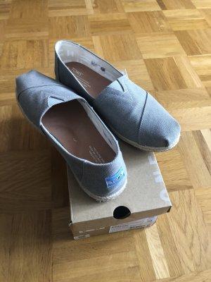 Toms Mocasines gris