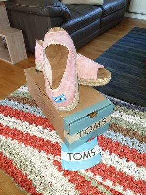 Toms Espadrille Sandals multicolored