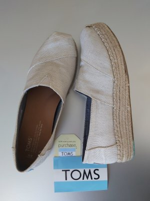 Toms Espadrille sandalen veelkleurig