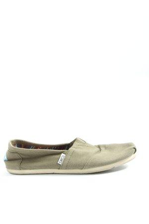 Toms Schlüpfsneaker khaki Casual-Look