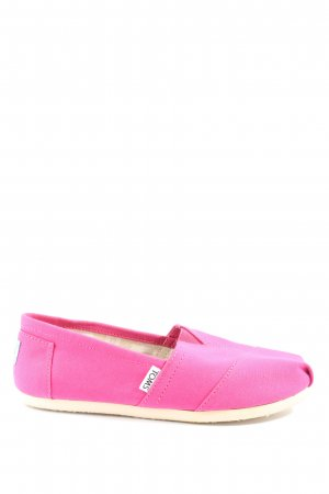 Toms Schlüpfsneaker pink Casual-Look