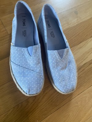 Toms Schuhe 39 blau