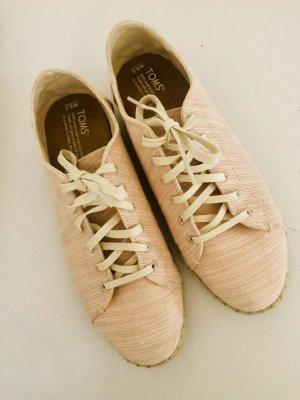 TOMS Schuhe in zartem rosa in Gr. 39