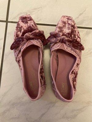 Toms Schuhe Pink