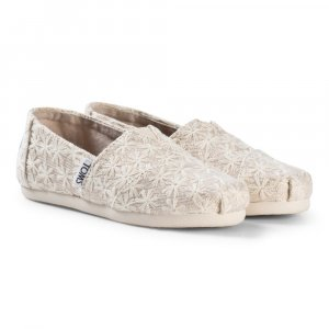"Toms slipper classic ""natural daisy"""