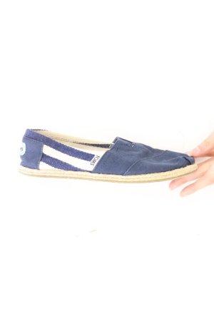 Toms Sneaker Größe 37 blau