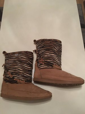 Toms Winter Boots brown