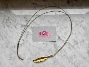 Tom Shot Gold Chain rose-gold-coloured