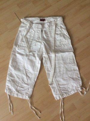 Tomster USA Pantalón abombado blanco