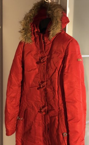 Tom Tailor Down Jacket brick red-red