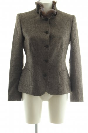Tonello Long-Blazer khaki Business-Look