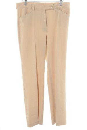 Toni Bundfaltenhose beige Casual-Look