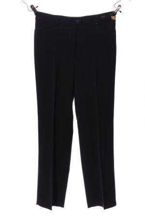 Toni Dress Anzughose schwarz Business-Look
