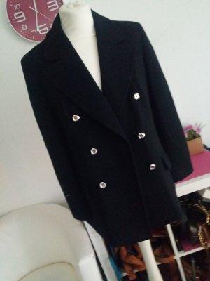 Toni Dress Abrigo corto negro