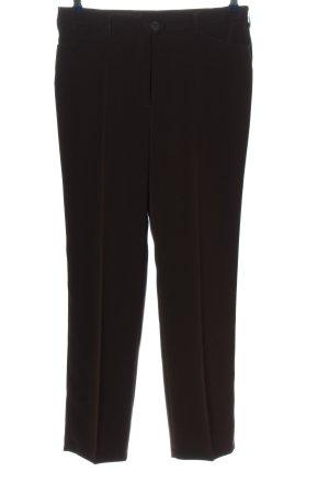 Toni Dress Stoffhose braun Business-Look