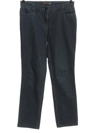 Toni Dress Straight-Leg Jeans