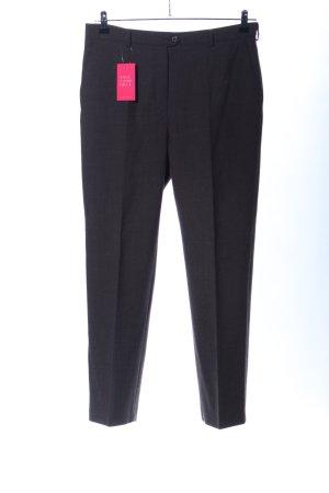 Toni Dress Pantalone di lana nero stile professionale