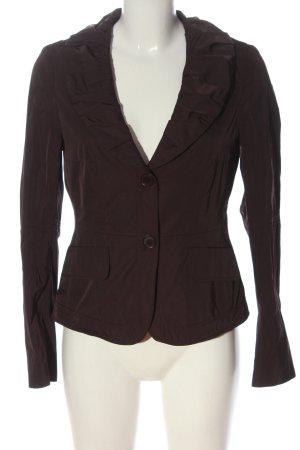Toni Gard Blouse Jacket brown flecked casual look