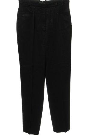 Toni Gard High Waist Trousers black casual look